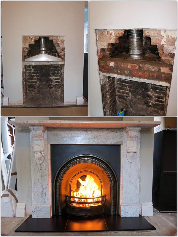Eldfast Ceramic Chimney Lining The Stove Amp Stone Co